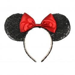 Serre tête ears Minnie à sequins