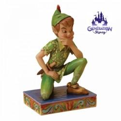 Statuette résine Peter Pan...