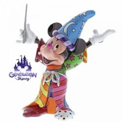 """Mickey l'apprenti sorcier """"Sorcerer Mickey"""" 23cm - Britto - Enesco"""