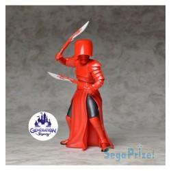 "Figurine Garde rouge Praetorian, ""double blade"" - Star Wars - Sega Prize"