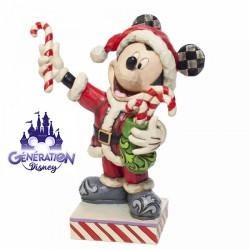 Statuette résine Mickey...