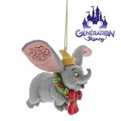 Ornement résine Dumbo Noël...