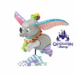 Statue résine Flying Dumbo...