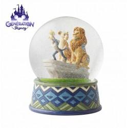 Boule à neige le Roi Lion -...