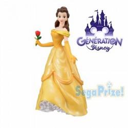 Figurine princesse Belle et rose - Segaprize 20cm