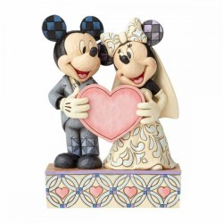 TWO SOULS, ONE HEART ( MICKEY AND MINNIE)