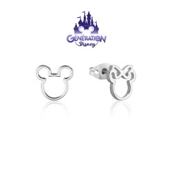Boucles d'oreilles Mickey...