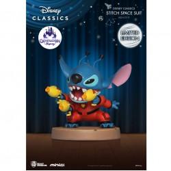Figurine PVC Stitch Guerrier de l'espace - Beast Kingdom - Edition Limitée