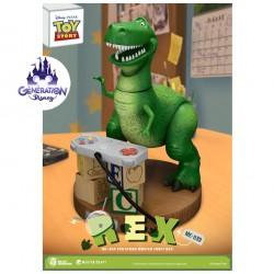 Statue résine Rex Toy Story...