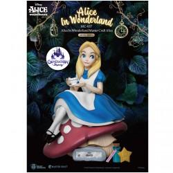 Statue Alice au pays des...