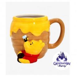 Mug miel Winnie l'ourson - USA