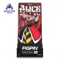 FIGPIN Reine de Cœur - 7cm...