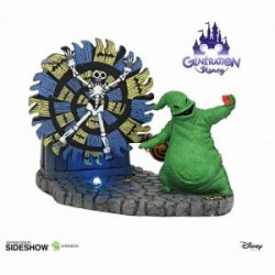 Figurine Oogie Boogie Gives...