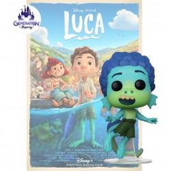 Funko pop Luca - Monstre marin