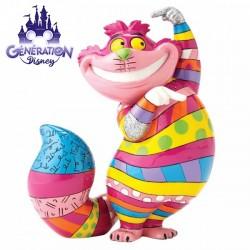 Figurine Cheshire cat -...