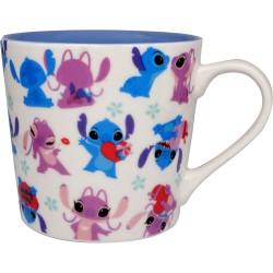 Mug Stitch et Angel True...