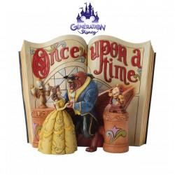 Storybook résine La Belle...