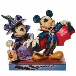 Figurine Mickey et Minnie...