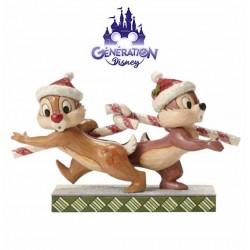 Figurine Tic et Tac Noël...