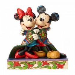 """Mickey et Minnie """"Warm..."""