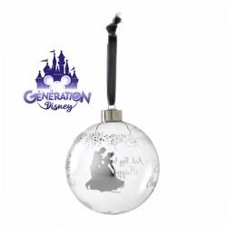 Boule de Noël Cendrillon