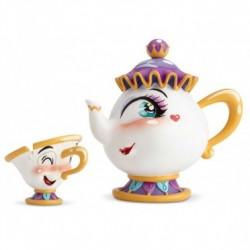 Figurine Mme Samovar et Zip - Miss Mindy - Enesco
