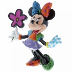 Minnie Mouse avec sa fleur, de la collection Britto Enesco